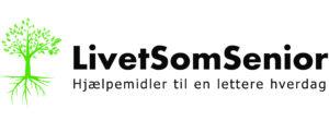 Livet Som Senior Logo