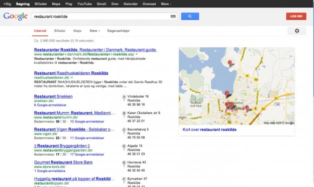 google-restauranter-roskilde